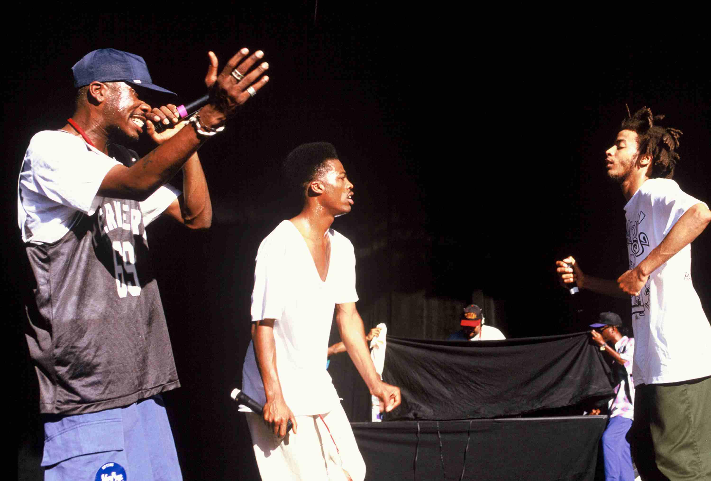 KMEL Summer Jam 1993 - Mountain View CA