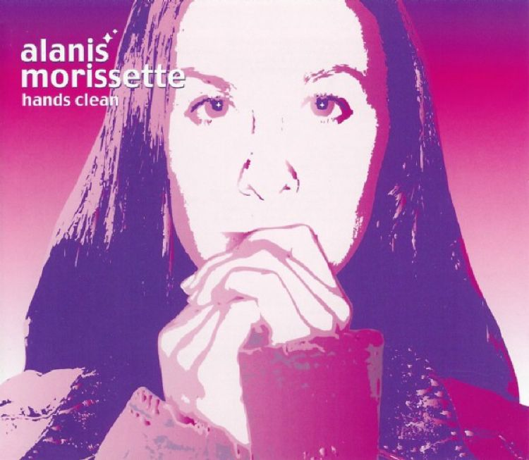 Alanis Morissette Hands Clean