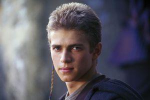 Hayden Christensen as Anakin Skywalker