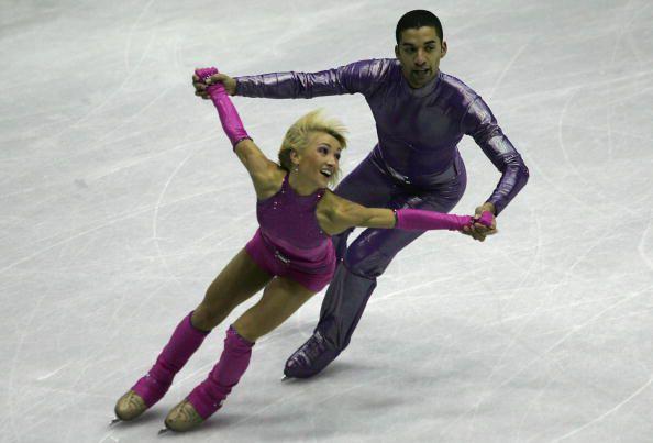 Aliona Savchenko and Robin Szolkowy - German and World Pair Skating Champions