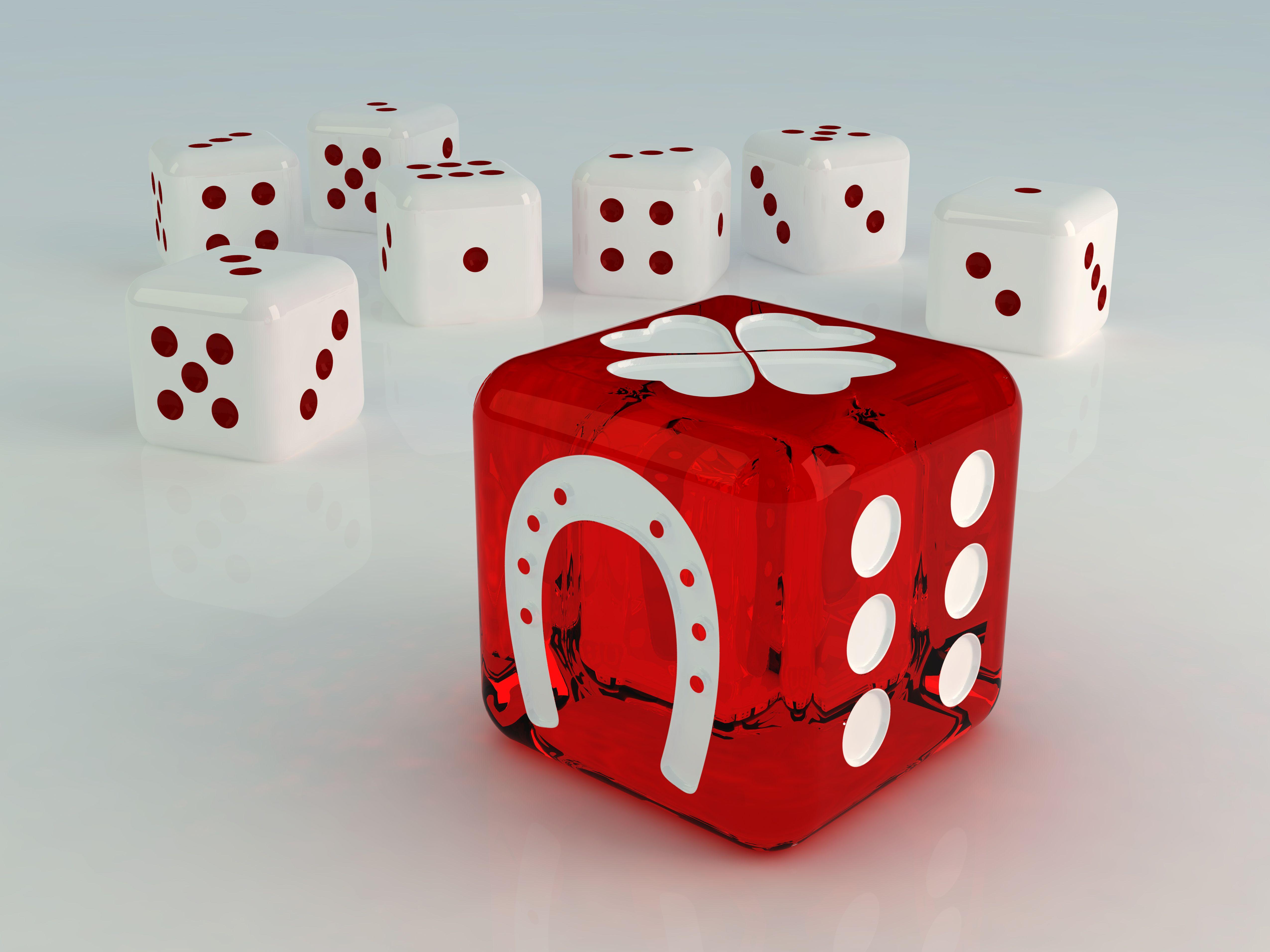Special fortune dice