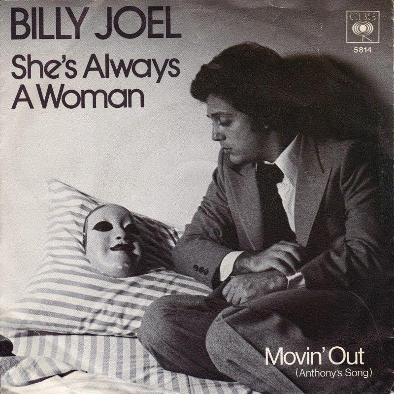 Billy Joel She's Always a Woman