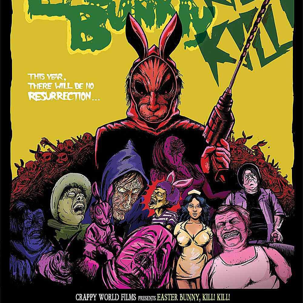 Easter Bunny Kill! Kill! - holiday horror movies