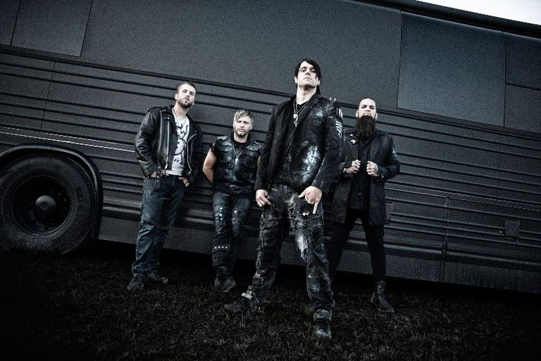 band photo of Three Days Grace