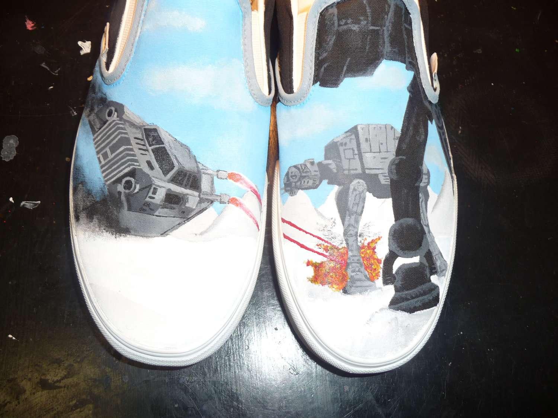 ca04f97804 Custom Vans Shoes