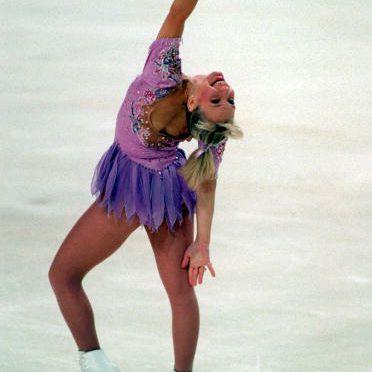 Elaine Zayak - 1982 World Figure Skating Champion