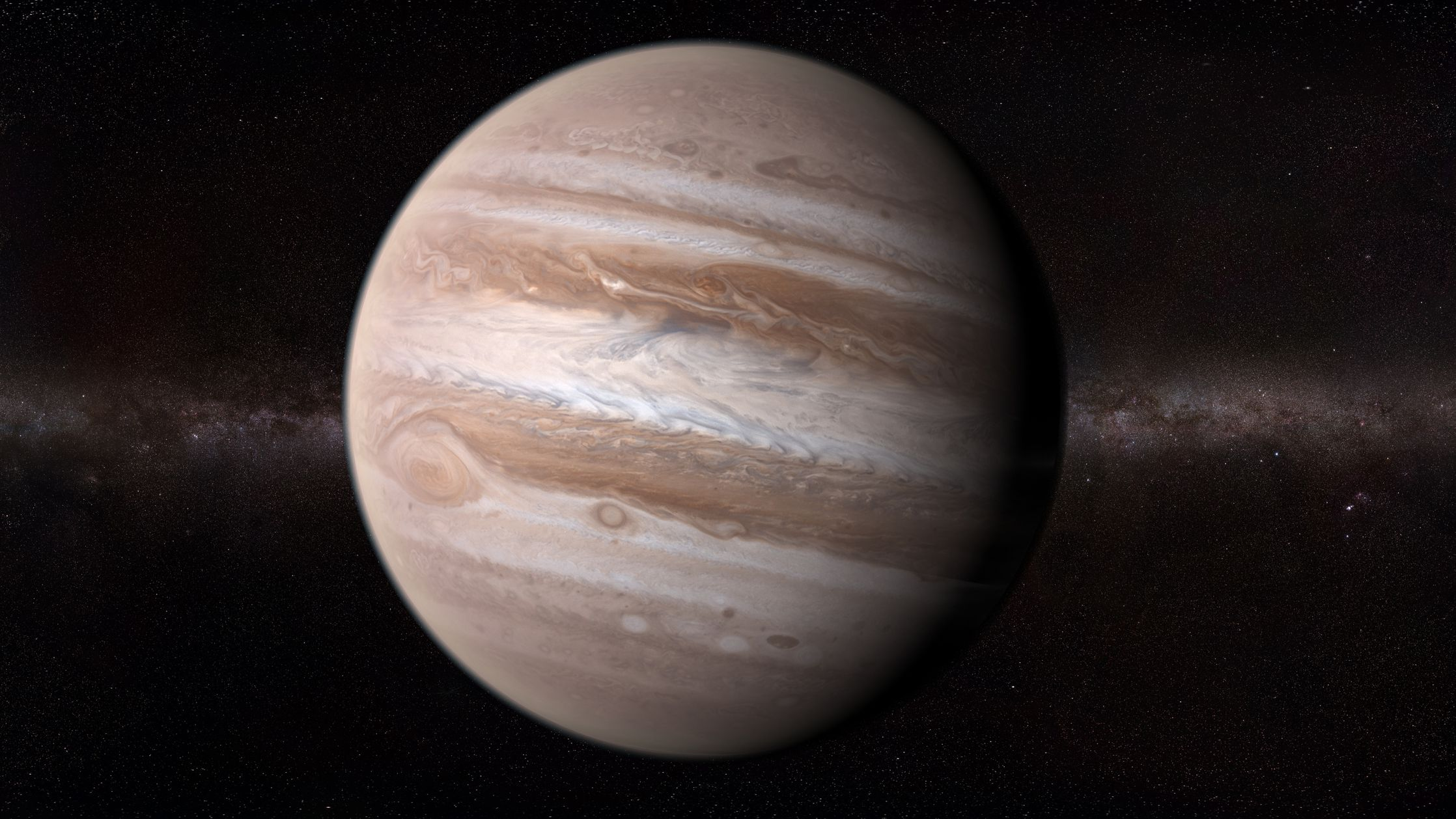 Astrology's Lucky Star Jupiter