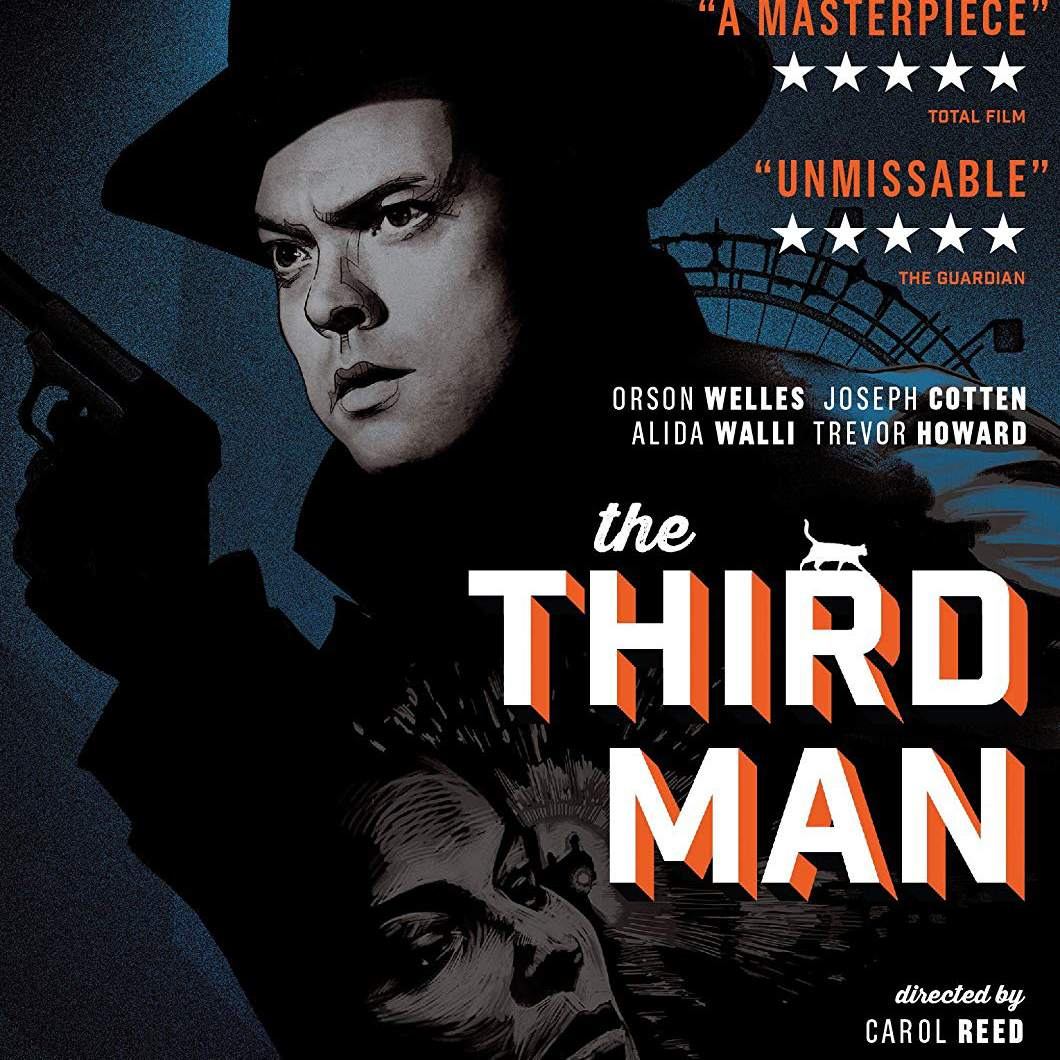 The 3rd Man Movie Poster