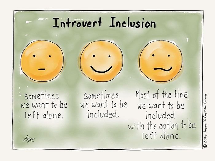 20 Jokes That You'll Understand If You're An Introvert
