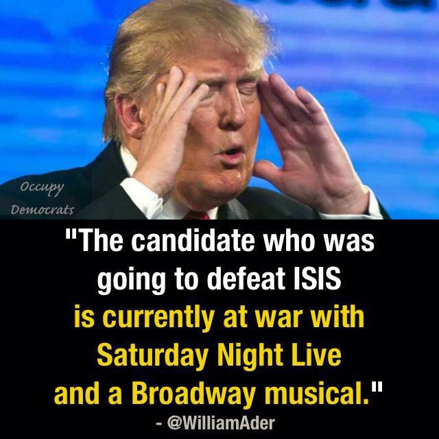 SNL - Trump meme