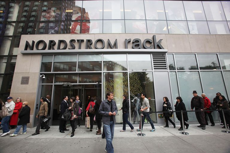 Nordstrom's Opens Its First Store In New York City