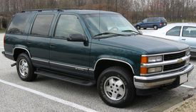1995 Chevy Tahoe LT