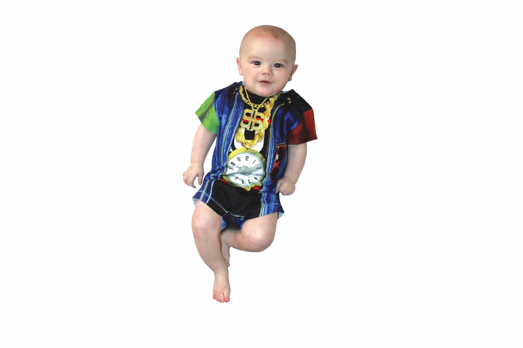8cab2b213 Old Skool Rapper Baby Halloween Costume. target.com