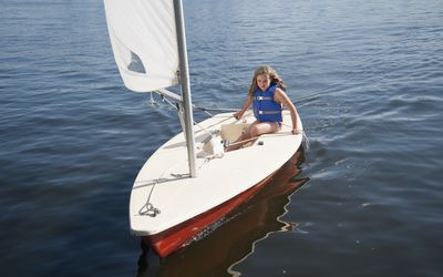 Using the Outhaul on a Sailboat