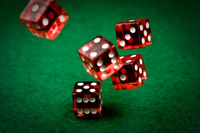 Image of Dice Rolling