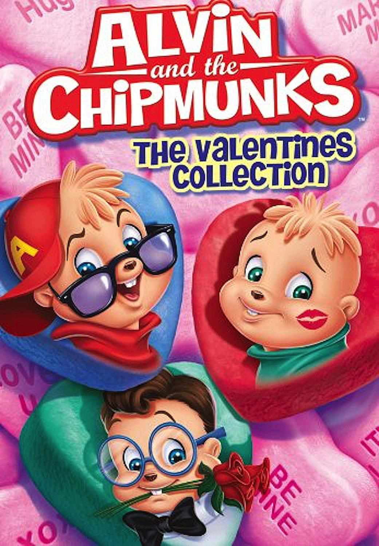 Alvin and the Chipmunks - A Chipmunk Valentine (DVD)