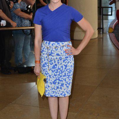 301f9d9504 10 Ways to Wear a Pencil Skirt: #7 -- Wear a Print Pencil Skirt