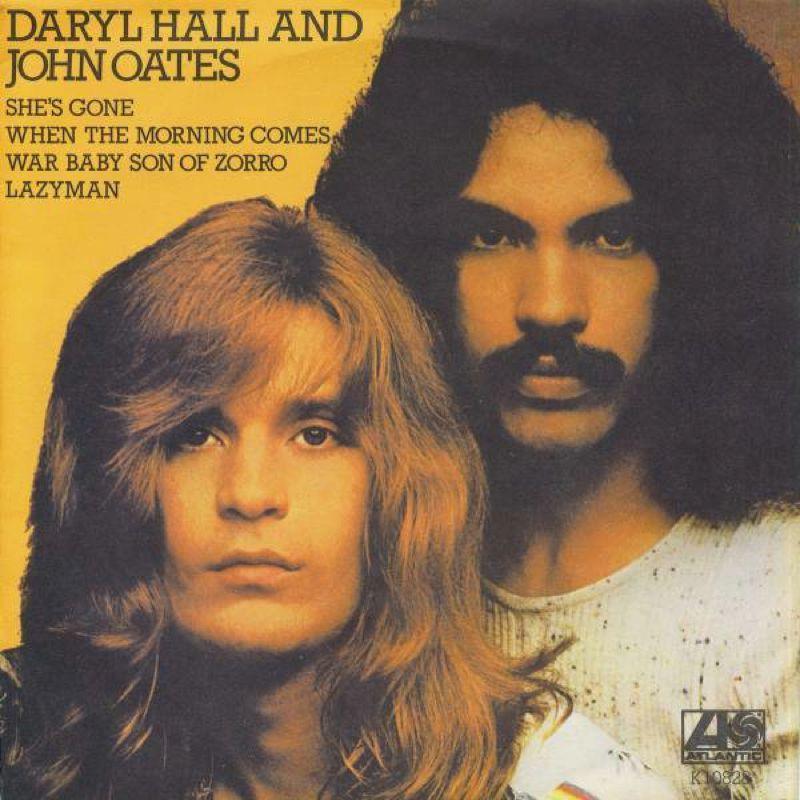 Daryl Hall and John Oates - She's Gone