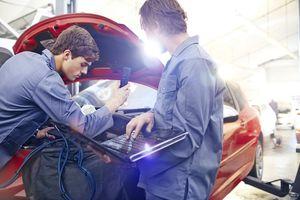 Troubleshooting Engine Codes