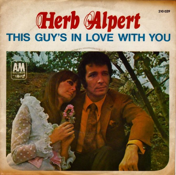 Herb Alpert This Guy's In Love With You