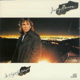 Jimmy Harnen album cover