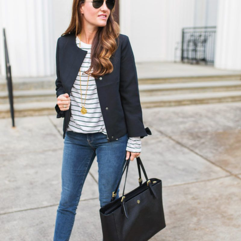best authentic great look cute cheap 17 Black Blazer Outfits You Can Wear Everywhere