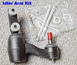 new idler arm