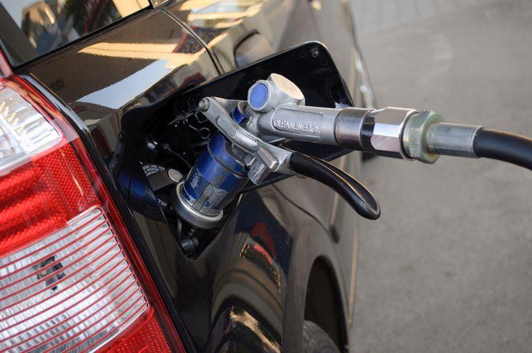LPG refueling