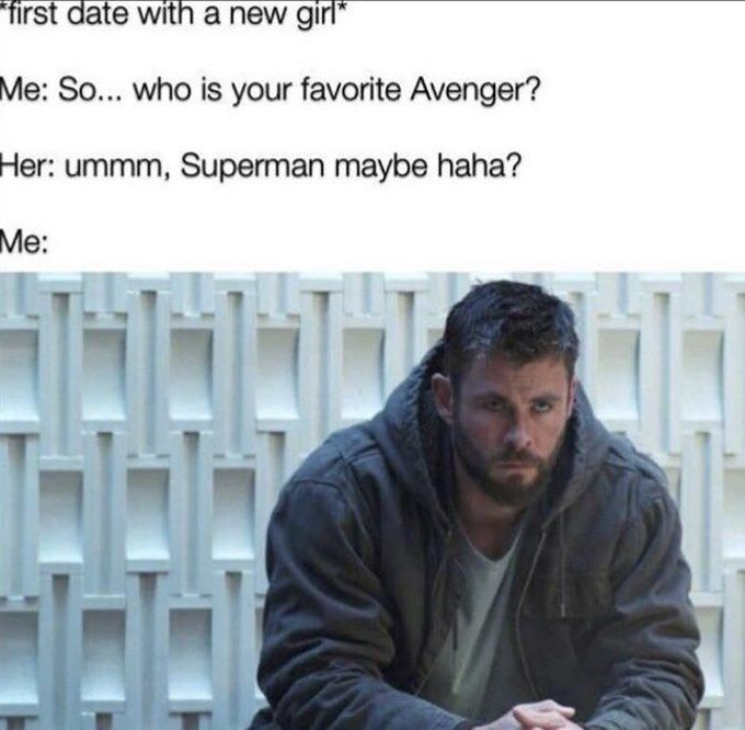 25 Avengers Memes That Are Straight-Up Marvel-ous