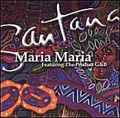 "Santana feat. The Product - ""Maria Maria"""