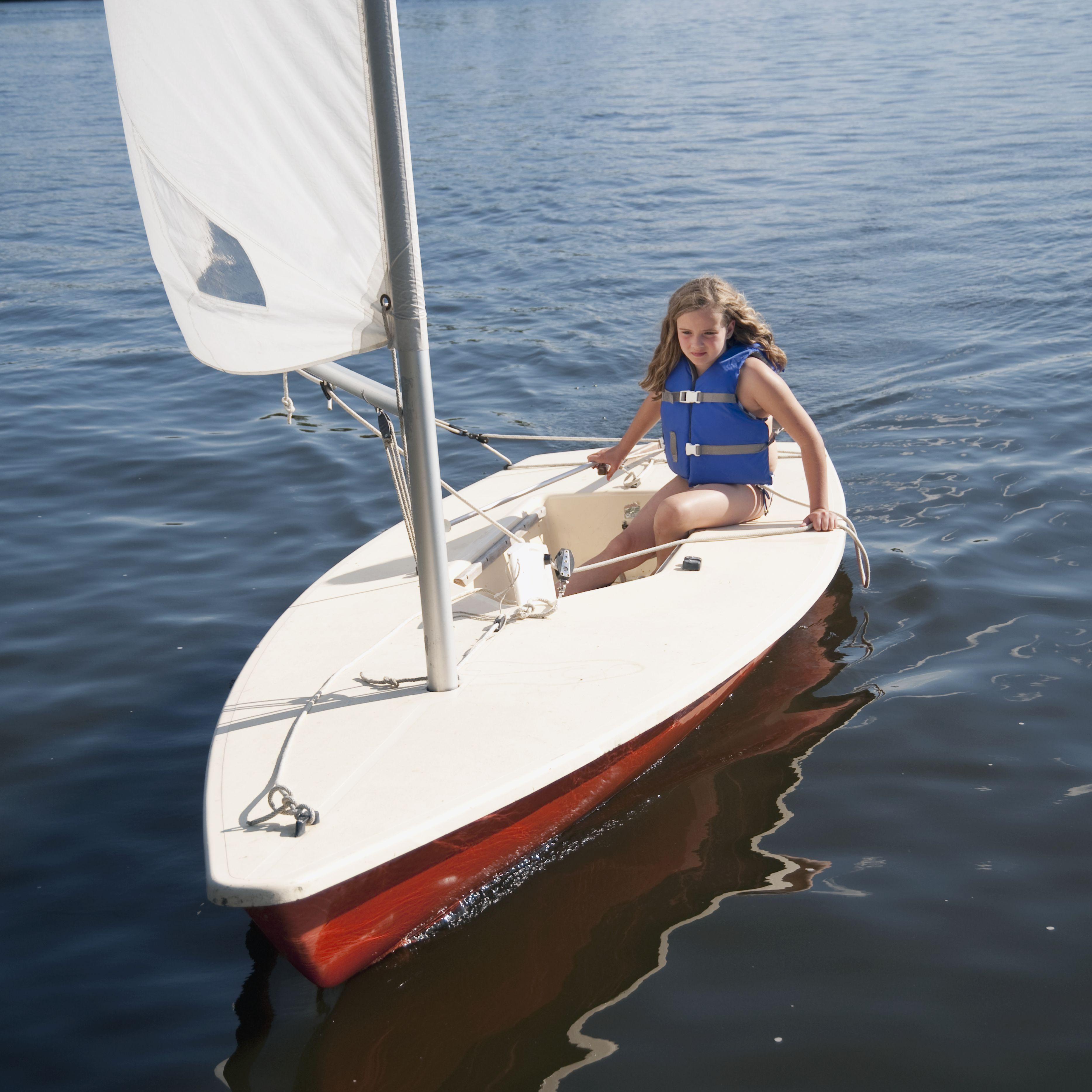 Learn Basic Sailing Techniques