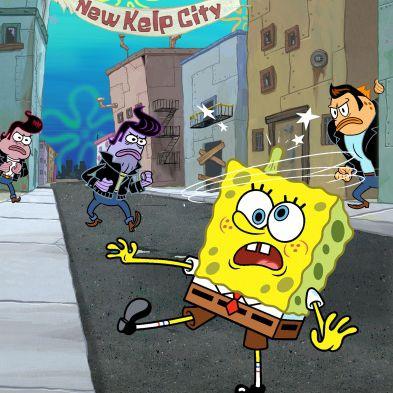 SpongeBob SquarePants - New Kelp City
