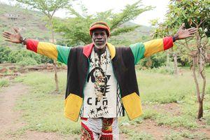 The Malian singer of reggae