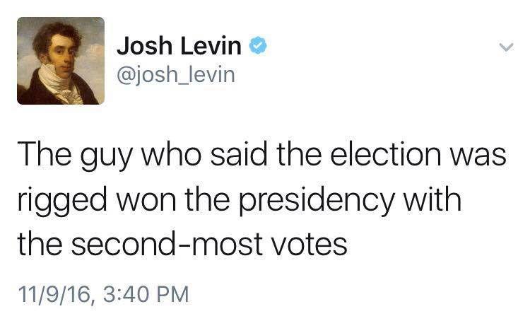 Election - Trump meme