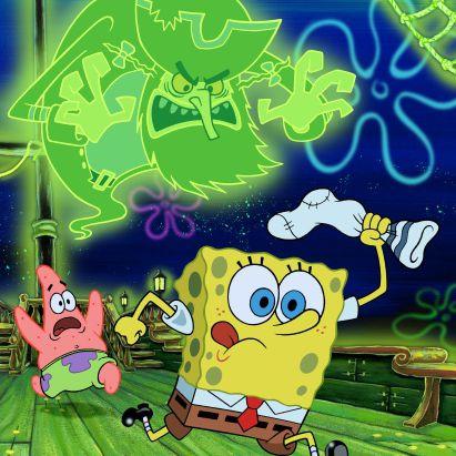 SpongeBob SquarePants - Flying Dutchman