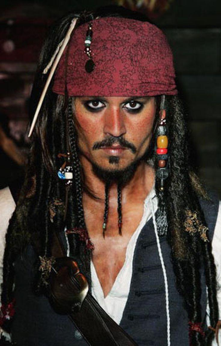 How To Make A Jack Sparrow Costume