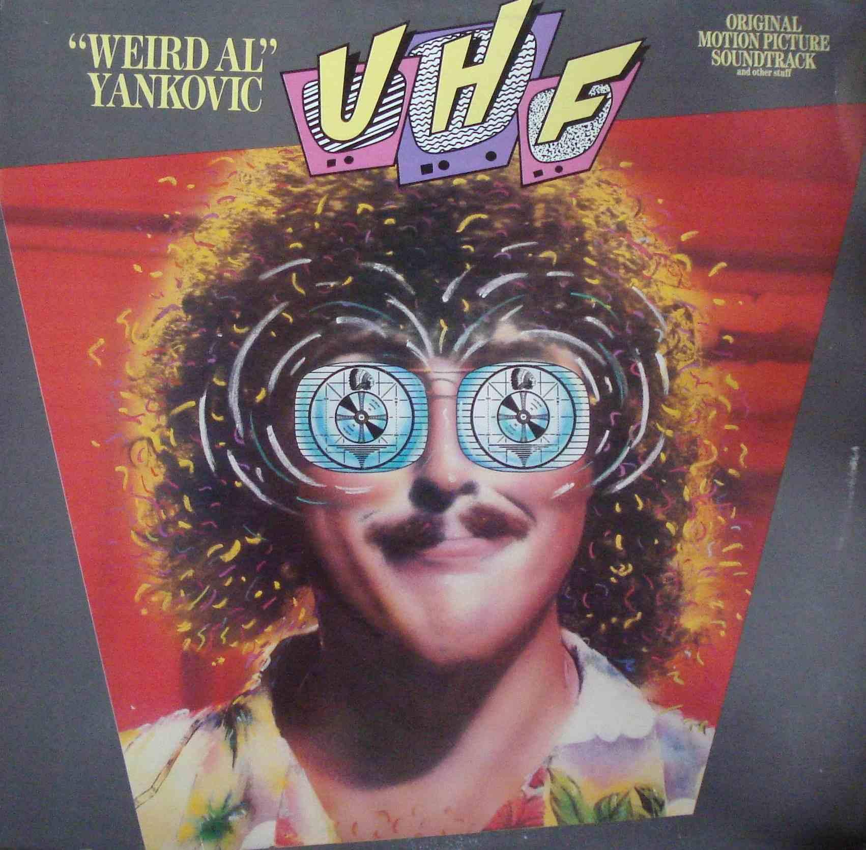 Weird Al Yankovic - UHF Soundtrack