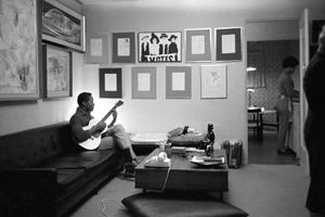 Sam Cooke Portrait Session