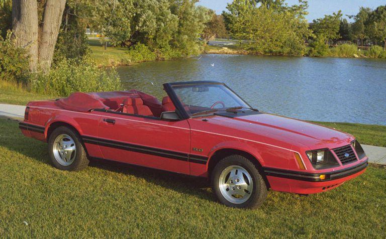 Third Generation Mustang (1979-1993)
