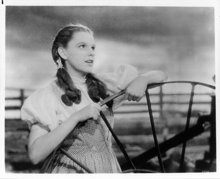 Judy Garland In 'The Wizard Of Oz'