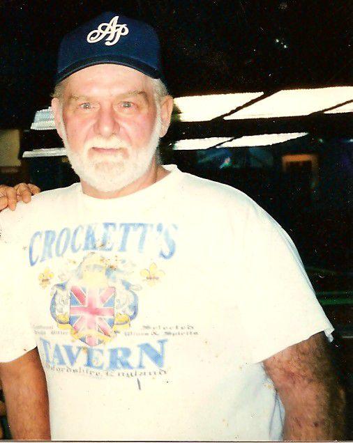 Vernon Elliott - Pool Legend