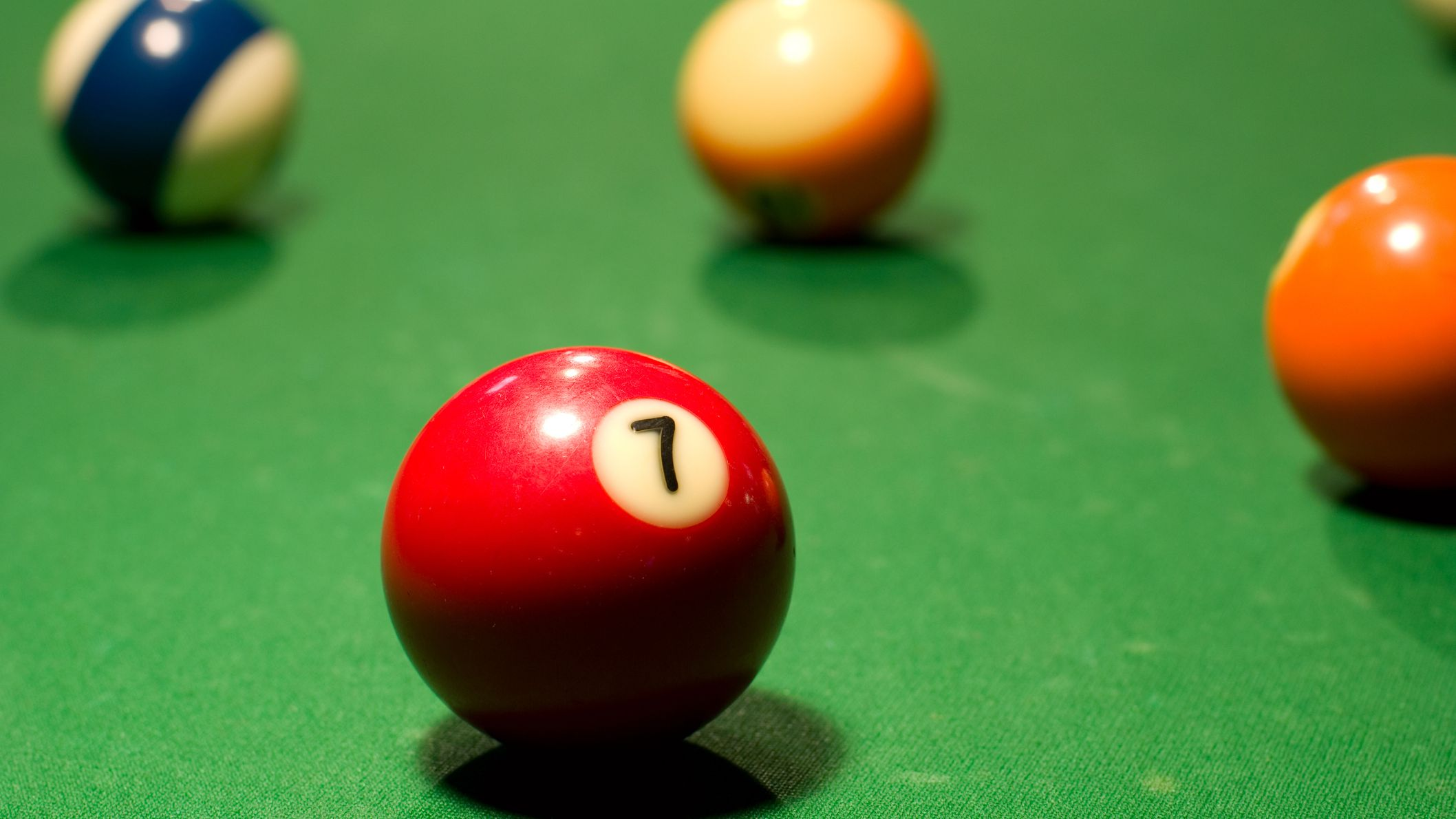 7 Ball Pool Rules And Strategy