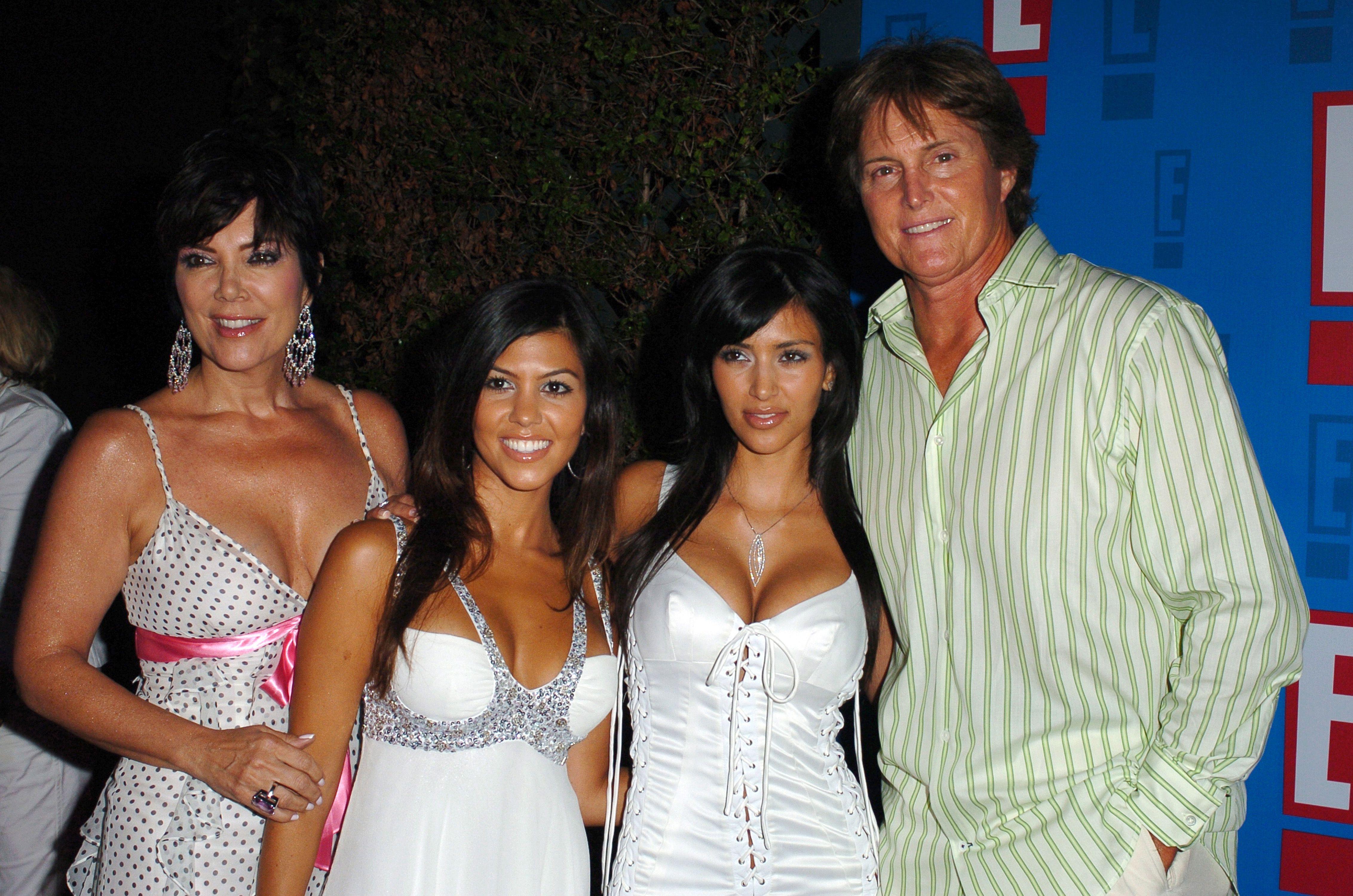 Bruce and the Kardashians
