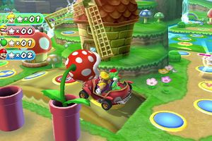Screenshot from Mario Party 9