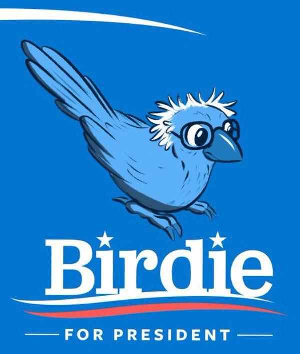 Birdie for President