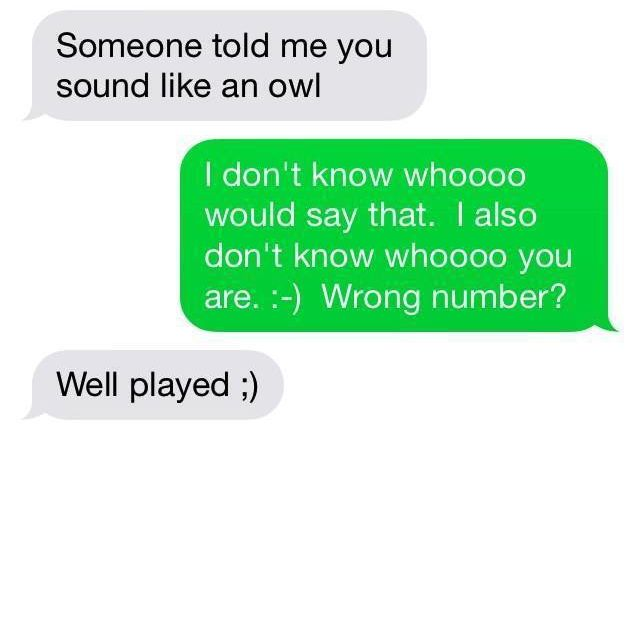 Texting buddies numbers to text