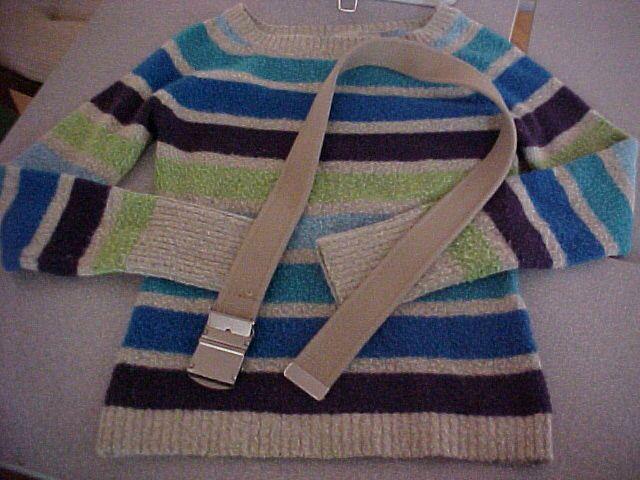 Sweater bag supplies