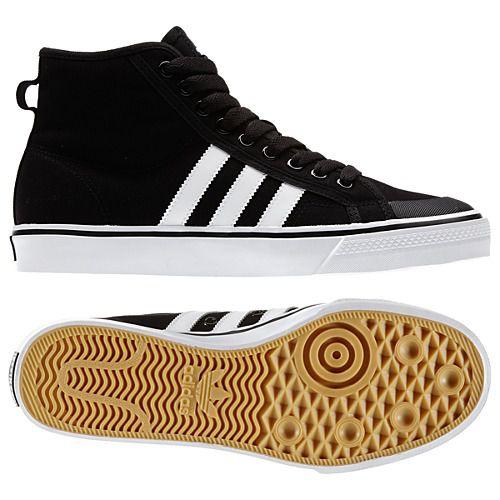 hi top adidas shoes