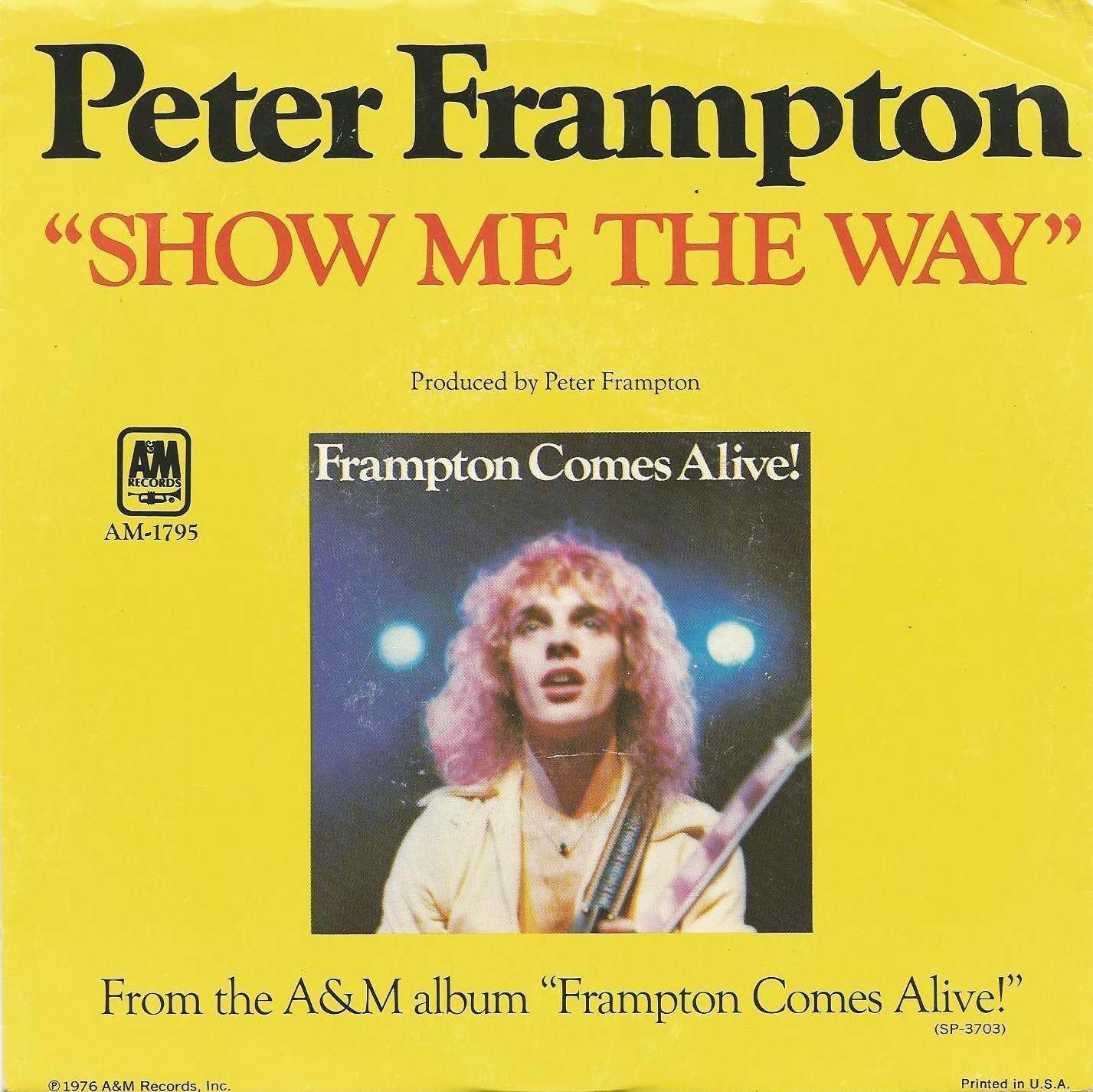 Peter Frampton Show Me the Way