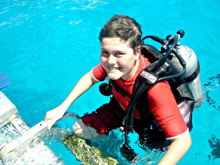 junior scuba diving certification